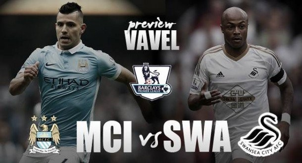 Manchester City - Swansea City preview: Time to kick on