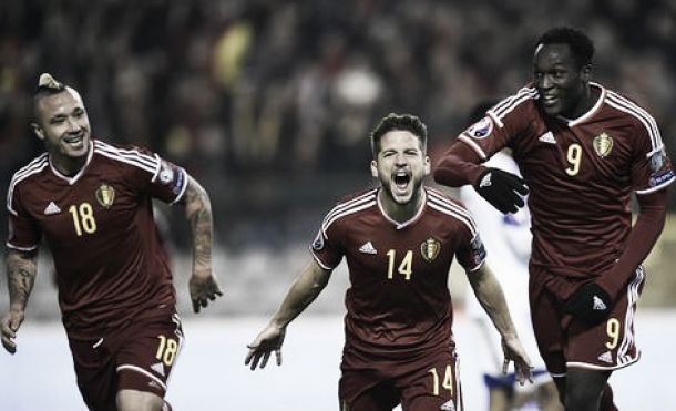 Belgium 3-1 Israel: Red Devils turn on the style with deserved victory