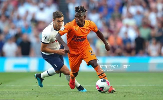 Newcastle United 1 3 Tottenham Hotspur Goals And Highlights Premier League 2020 15 07 2020