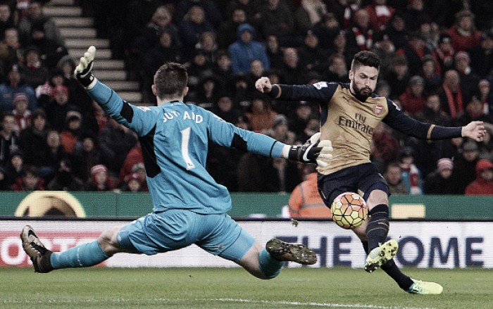 Stoke City 0-0 Arsenal: Sides share points in hard-fought draw