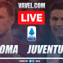 Goals And Highlights Roma 1 2 Juventus In 2020 Serie A