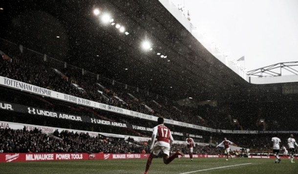 Tottenham Hotspur 2-2 Arsenal: Sánchez saves Coquelin's blushes in frantic North London Derby