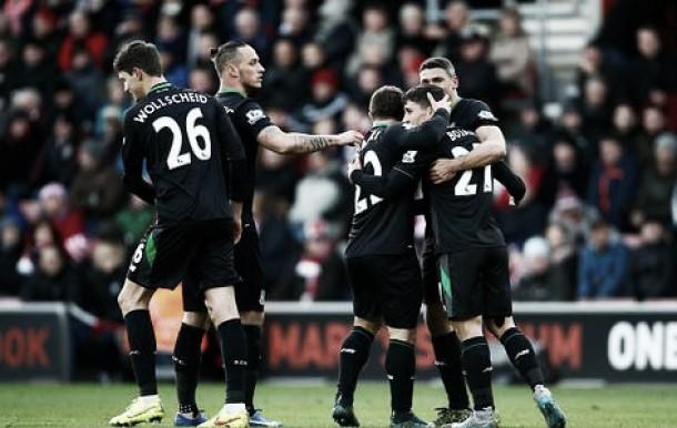 Southampton 0-1 Stoke City: Bojan ends Saints' unbeaten run