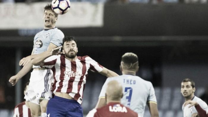 Iago Aspas decide no fim e Celta de Vigo bate Sporting
