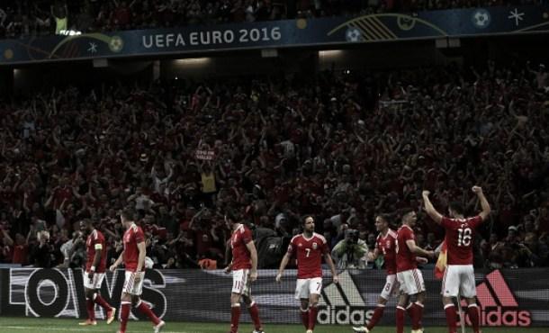 Wales 3-1 Belgium: Williams, Robson-Kanu and Vokes seal semi-final spot for Dragons