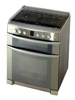 Cocina a gas doble horno marca general  Posot Class