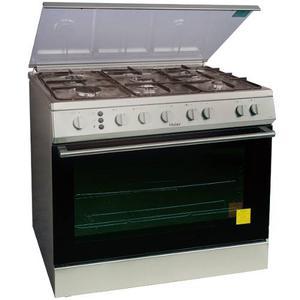 Cocina haier 5 hornillas modelo kgg93m2 d1 sellada  Posot