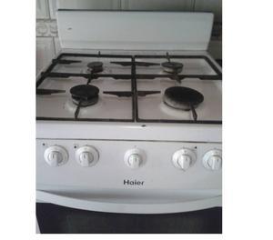 Cocinas haier de 5 hornillas nueva  Posot Class