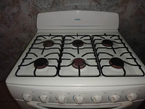 Cocina haier 6 hornillas blanca modelo nuevo  Posot Class