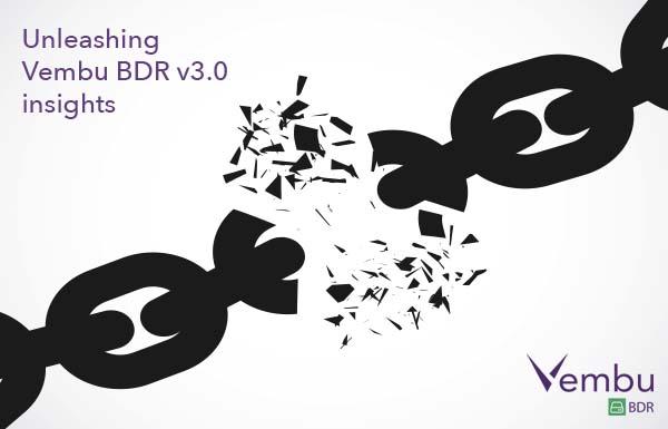 Register for Technical Demo- Unleashing Vembu BDR v3.0.