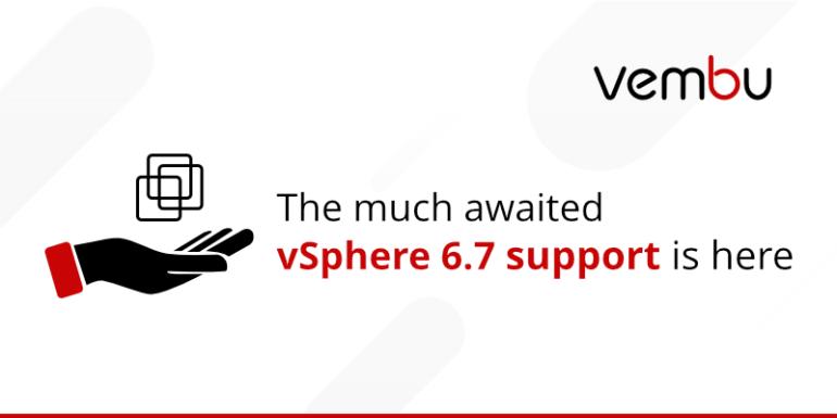 vSphere-v6.7