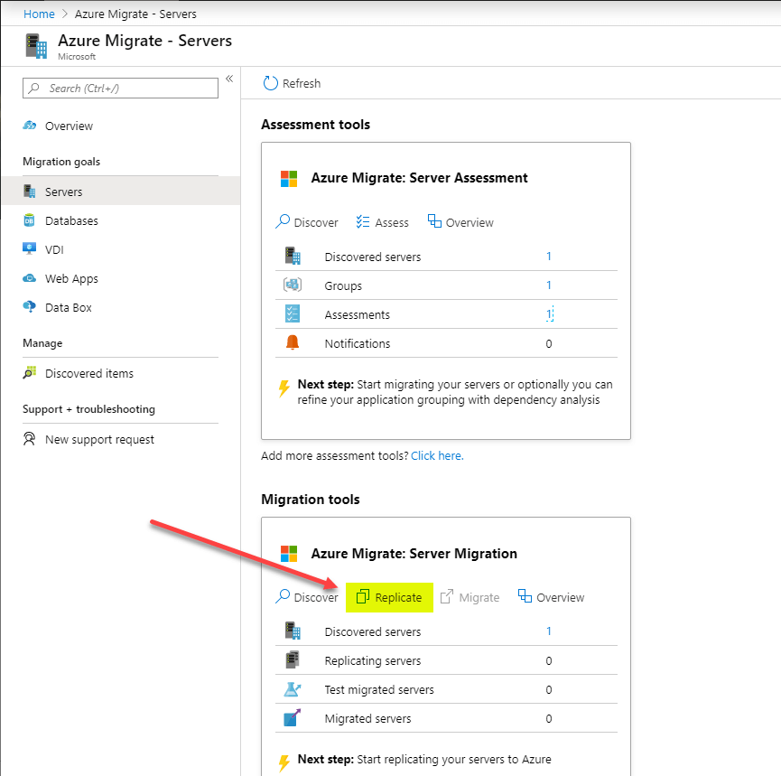 How to migrate from VMware to Azure Using Azure Migrate