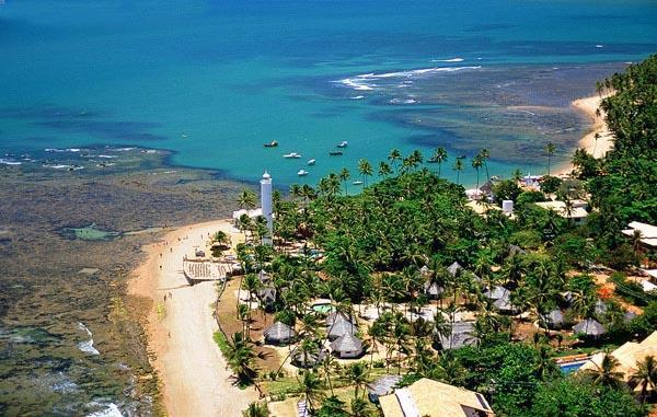 Ranking de playas de Brasil: Praia do Forte