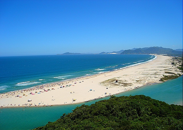 Ranking de playas: Guarda do Embau
