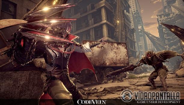 Bandai Namco presenta Code Vein, su nueva IP