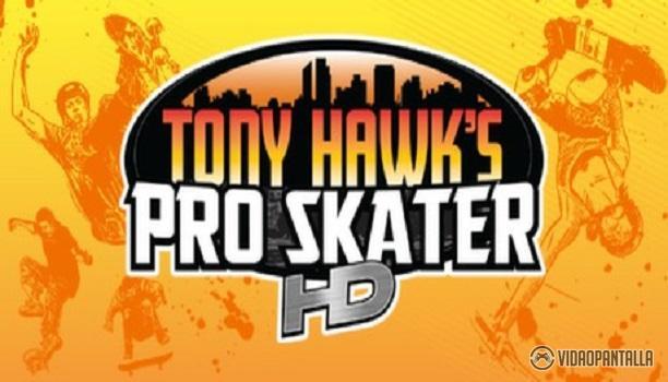 Tony Hawk's Pro Skater HD a punto de desaparecer