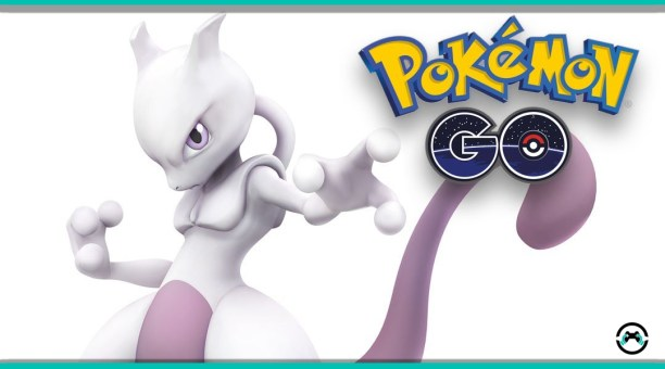 Mewtwo Pokemon GO