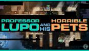 Professor Lupo and his Horrible Pets se mostrará el 14 de noviembre