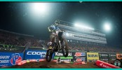 Monster Energy Supercross muestra un espectacular vídeo de su desarrollo