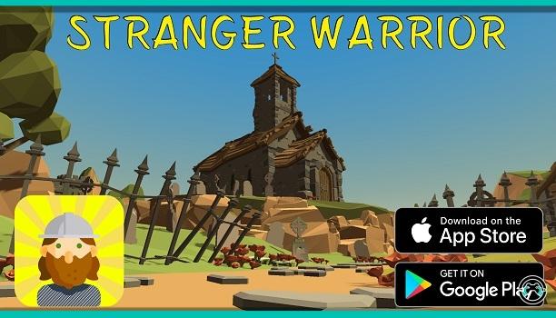 Stranger Warrior: Kingdom Hero es lo nuevo de MeigaLabs