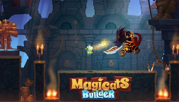 MagiCats Builder se estrenara en Steam y móviles el próximo 10 de julio