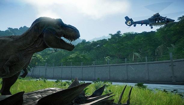 La edición física de Jurassic World Evolution ya se encuentra a la venta