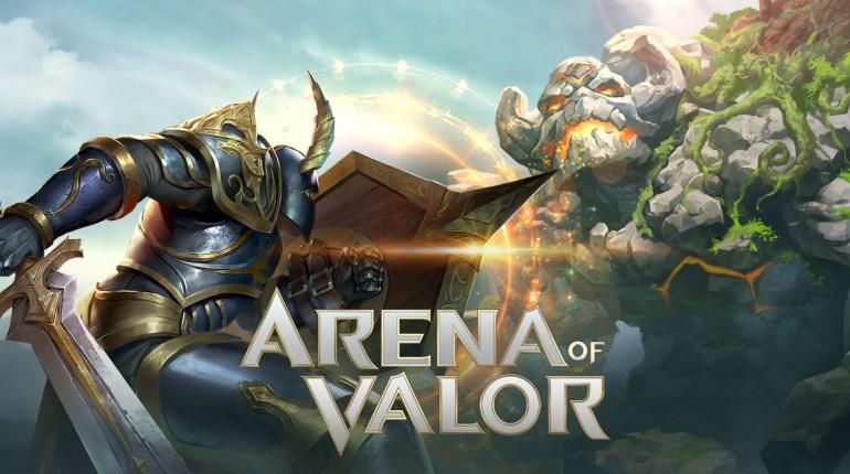 Arena of Valor llega a Nintendo Switch