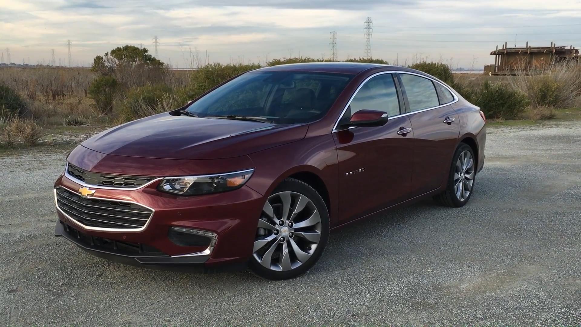 2019 Chevrolet Malibu Caught Hiding Its Facelift  Autoblog