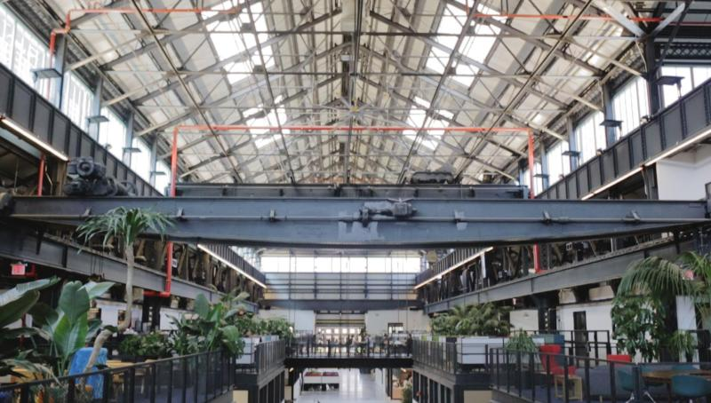 Image result for hardware startups to brooklyn navy yard