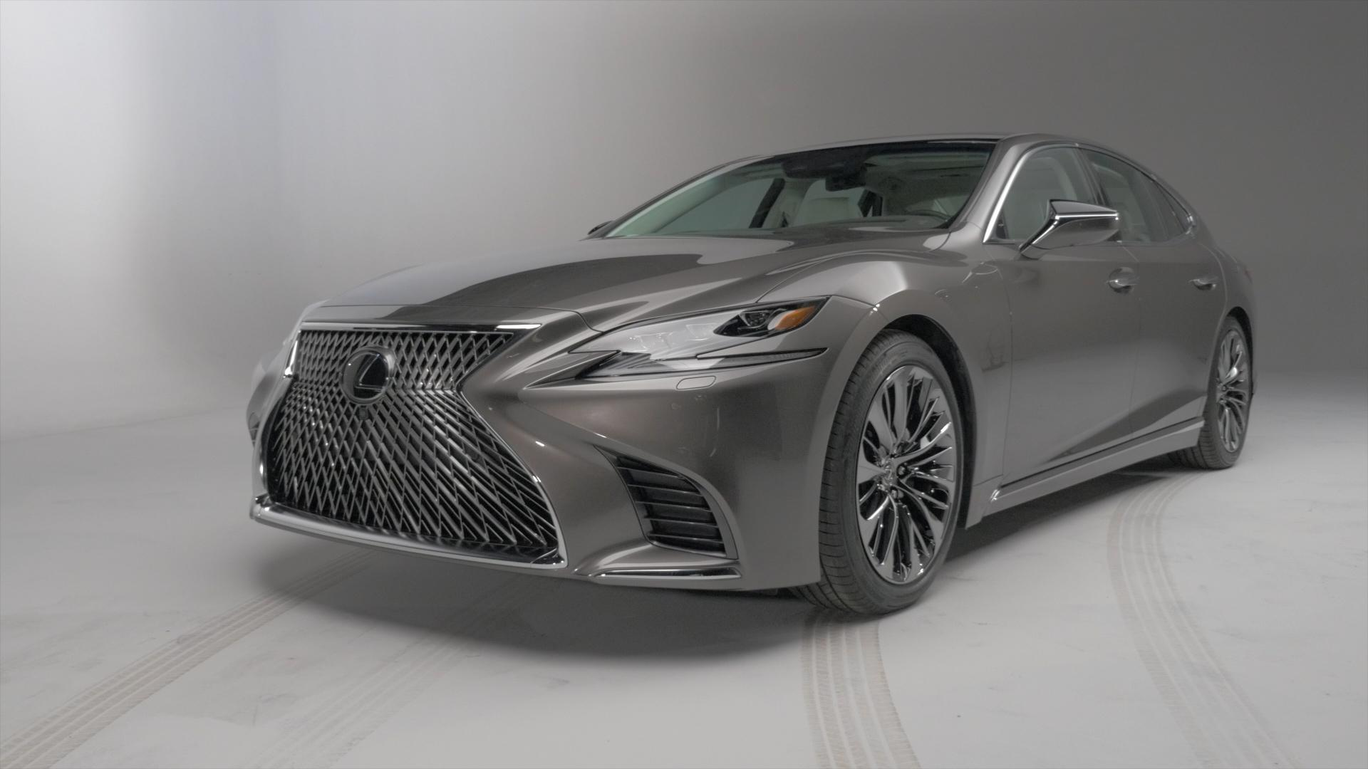 2019 Lexus Es 350 And Es 300h Get New Styling Platform And Tech