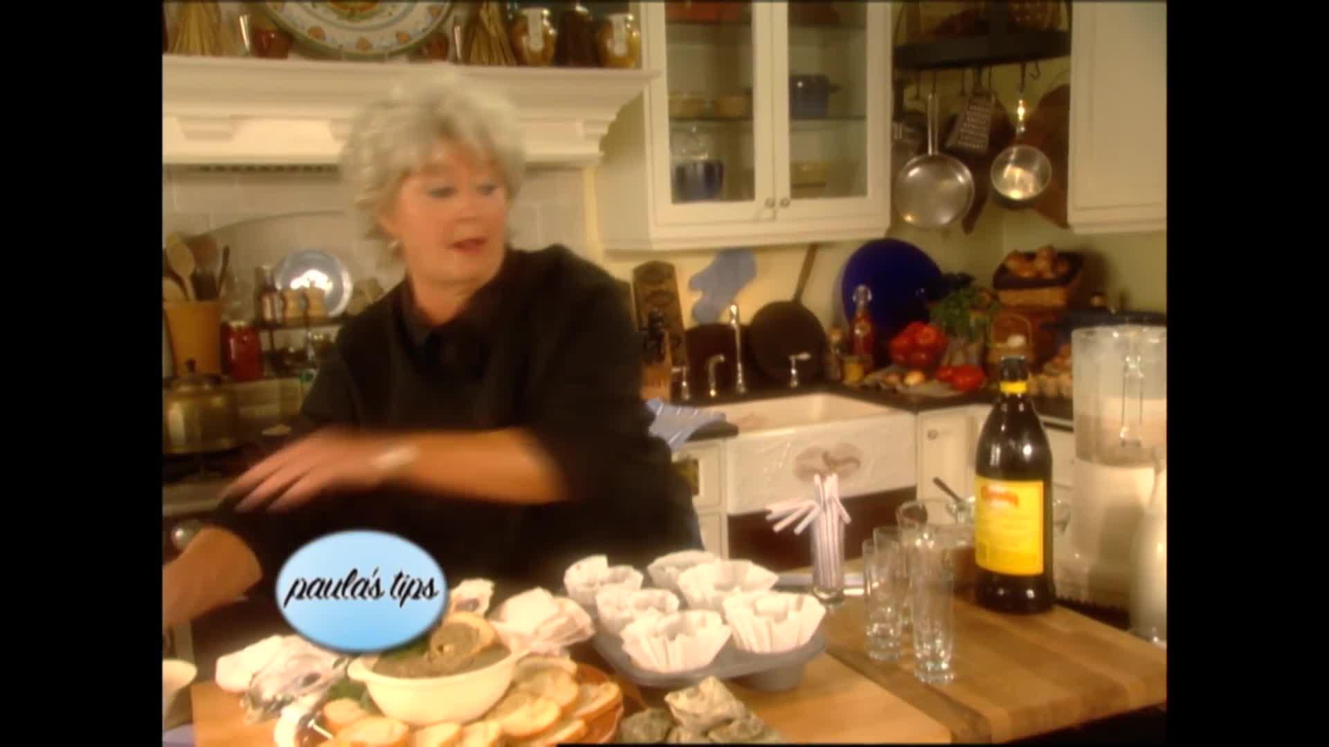Vanilla Milkshake Paula Deen