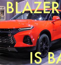 2019 chevy blazer 29 995 is only the starting point not a bargain autoblog [ 3840 x 2160 Pixel ]