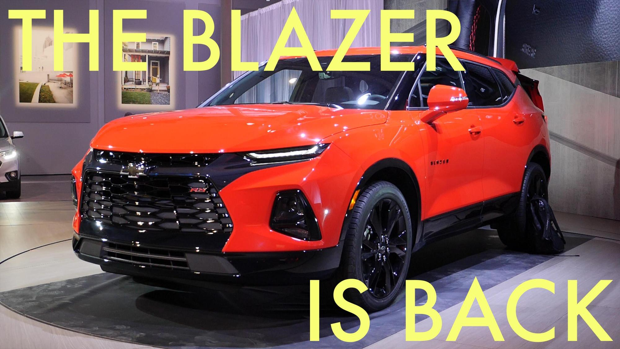 hight resolution of 2019 chevy blazer 29 995 is only the starting point not a bargain autoblog