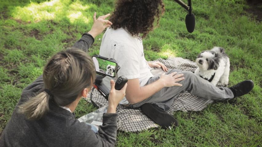 Mobile phone filmmaking