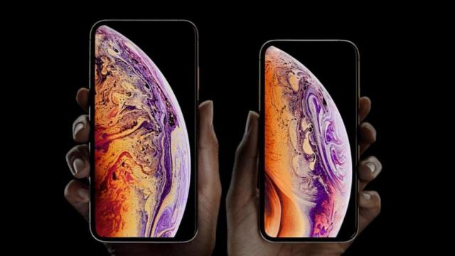 Apple introduces the iPhone XS and XS Max
