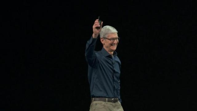 All you need to know from the Apple event