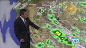 Evening Weather Forecast - May 23, 2019