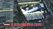 Wayne County secures mobile cooling trailers in preparation for COVID-19 death surge