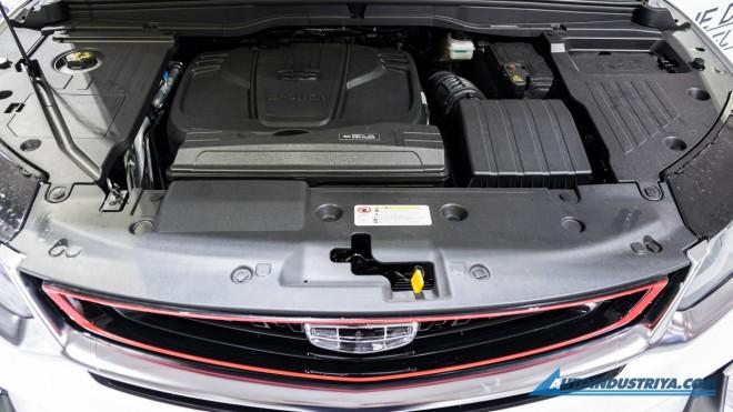 VNF Geely%20Coolray%20Sport%202020 canh tranh Kia2 - Ô tô Trung Quốc Geely Coolray Sport 2020 - đối thủ mới của Hyundai Kona