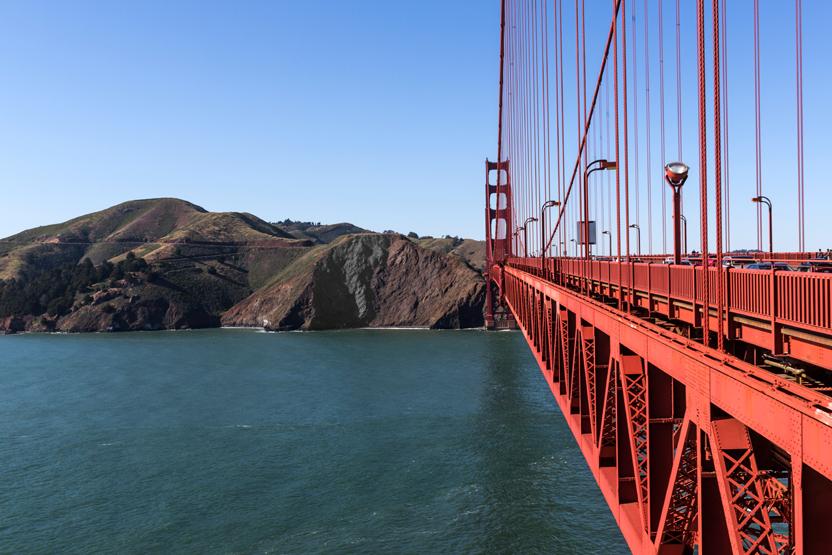 Bike The Golden Gate Bridge San Francisco To Sausalito