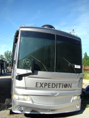 RV Exterior Body Panels FLEETWOOD EXPEDITION RV PARTS FOR