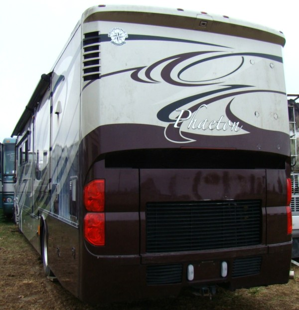 Rv Exterior Body Panels 2007 Phaeton Motorhome Parts - Year of Clean
