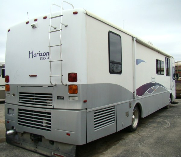Rv Exterior Body Panels 2002 Itasca Horizon Parts - Year of Clean Water