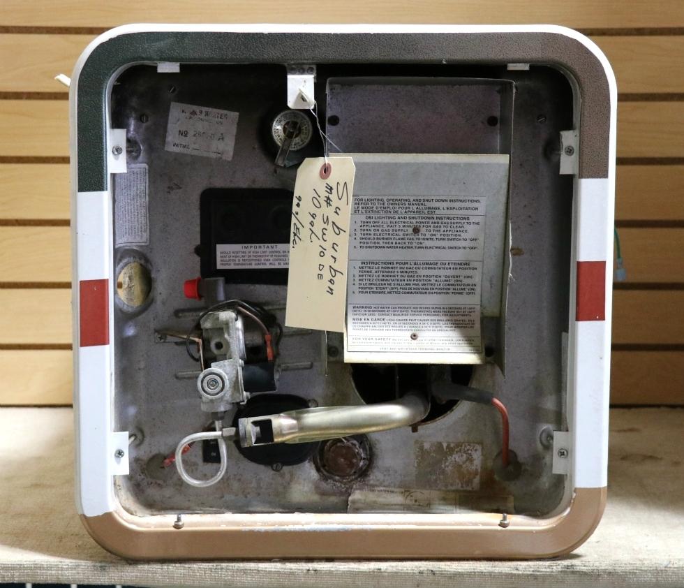Gas Water Heater Parts Suburban Sw10de Water Heater Parts Diagram