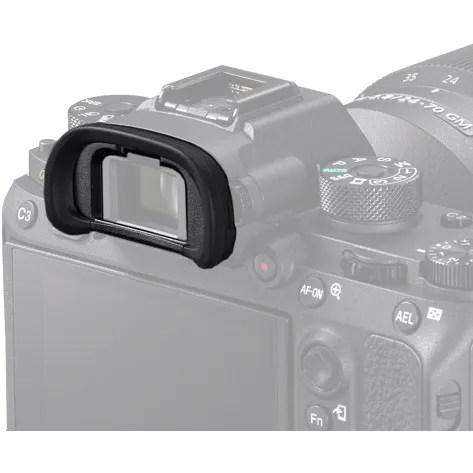 Sony FDAEP18 Eyepiece Cup for A9. A7RII. A7SII. A7II. A99II. A7RIII & A7III General Camera Accessories - Vistek Canada Product Detail