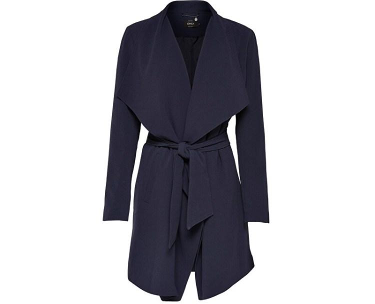 ONLY Dámský kabát Runa Spring Coat CC Tlr Night Sky XS