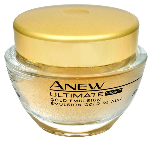Avon Zlatá noční kúra Anew Ultimate 7S (Gold Emulsion Night) 50 ml (kAV10405) od www.kosmetika.cz