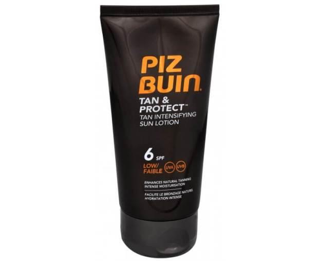 Piz Buin Mléko urychlující proces opalování SPF 6 (Tan & Protect Tan Intensifying Sun Lotion) 150 ml (kPB8607000) od www.kosmetika.cz