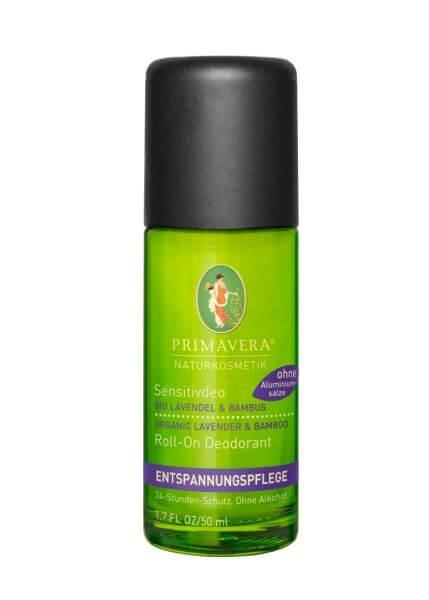 Primavera Deo Roll-on Lavendule Bambus 50 ml (kPR102) od www.kosmetika.cz