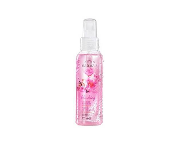 Avon Tělový sprej s Třešňovým Květem Naturals 100 ml (kAV03269XX) od www.kosmetika.cz